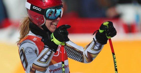 Podivuhodný olympijský příběh: Skoro všichni Češi šli na hokej s Kanadou, zatímco Ledecká vyhrála jinde
