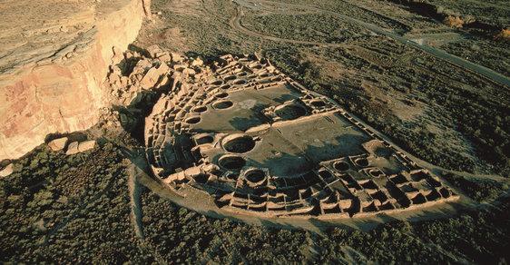 Za původními obyvateli USA: Tajemná města zmizelých národů