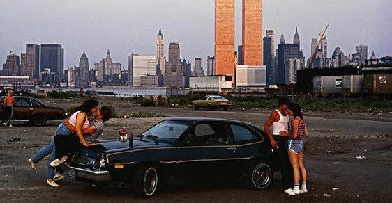 """New York 80. let: Podívejte se na působivé snímky tehdejšího života v """"hlavním městě světa"""""""