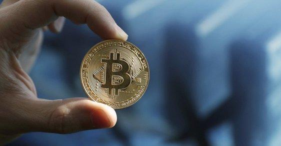 Bitcoin – ilustrační foto