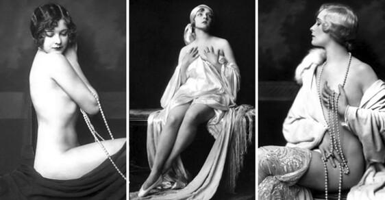 Ziegfeld Girls: Sexy tanečnice, označované jako nejkrásnější dívky všech dob. Podívejte se