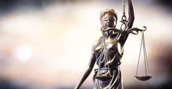 Právo a spravedlnost (ilustrační snímek)