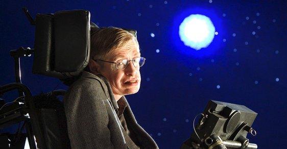 Geniální vědec Stephen Hawking se stal součástí popkultury. Jak žil a jaký byl?