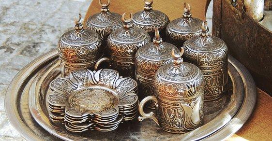 Na kávu do Istanbulu aneb Jak je lahodný černý mok vetkán do života Turků?