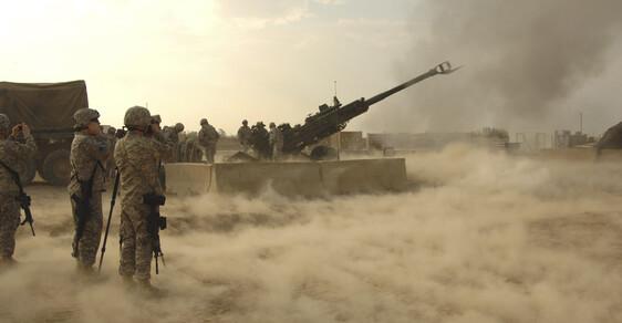 """Před 15 lety zahájili Američané a jejich spojenci operaci """"Irácká svoboda"""""""