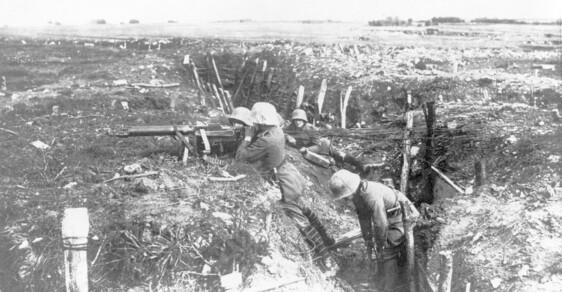 Bitva u Amiens v březnu roku 1918 byla jednou z rozhodujících v první světové válce. Po drtivých počátečních úspěších Němců se jim nakonec město nepodařilo obsadit. Následně se vývoj války definitivně obrátil ve prospěch Spojenců