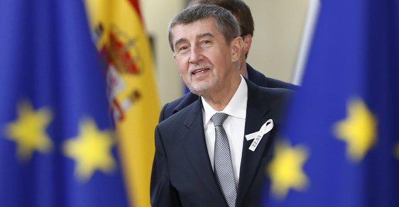 Andrej Babiš, premiér v demisi