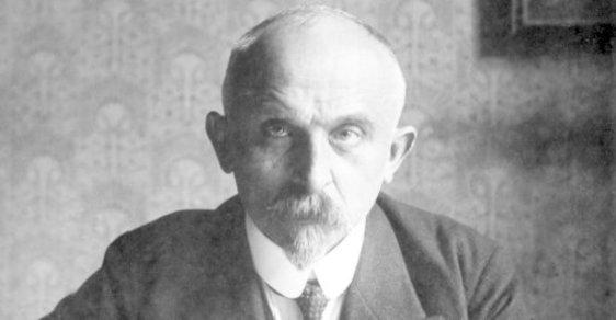 Prvorepublikový ministr financí Alois Rašín