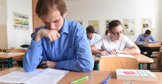 Didakťák z čeština dal letošním maturantům hodně zabrat
