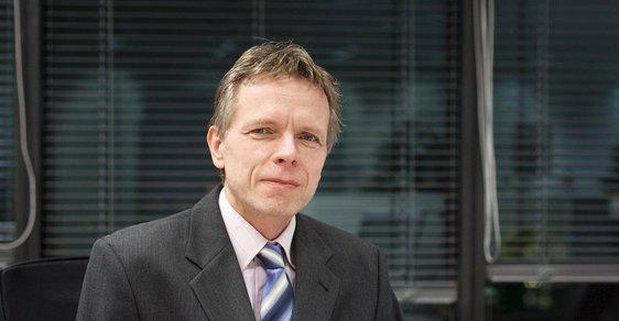 Pavel Sobíšek, hlavní ekonom UniCredit Bank CZ+SK