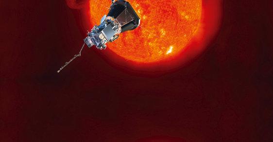 Parker Solar Probe: Sonda proletí kolem Slunce v rekordně malé vzdálenosti. Jakému žáru bude čelit?