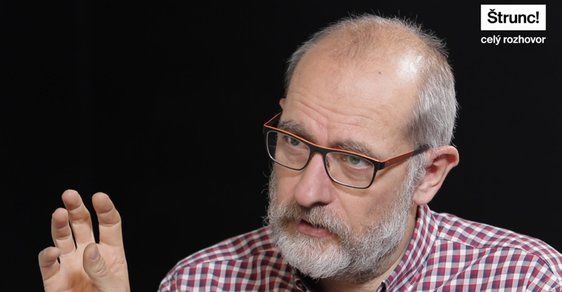 K psychiatrům chodí čím dál víc lidí, doba není dobrá pro duševní zdraví, říká šéf Bohnic Hollý