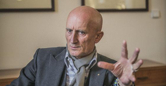 Podnikatel a senátor Ivo Valenta