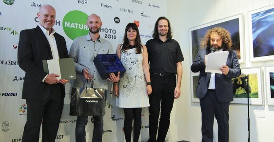 Czech Nature Photo zná svého vítěze. Jak probíhalo slavnostní předání cen?