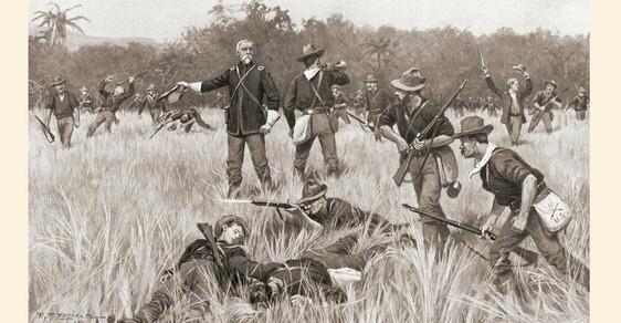 """První """"imperialistická"""" válka: Před 120 lety vyhlásily Spojené státy Španělsku válku, ta vedla k nezávislosti Kuby"""