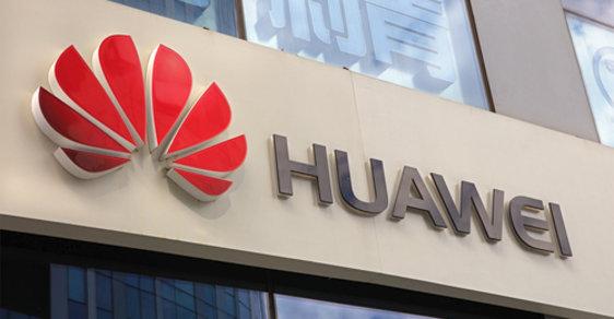 Huawei - ilustrační snímek