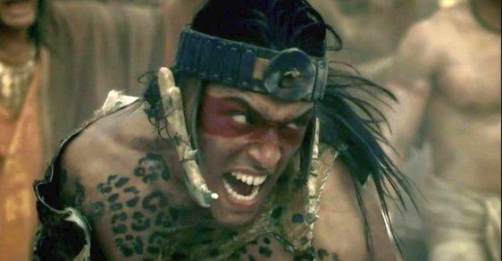 Elitní aztéčtí bojovníci se stali Jaguárem