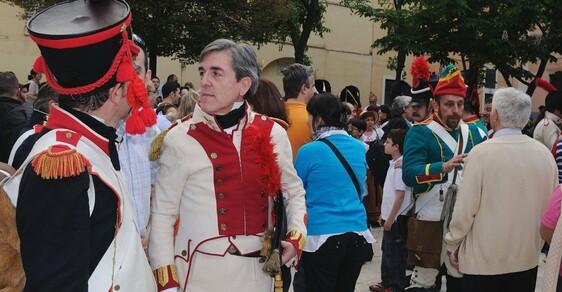 Španělé si v Madridu zahájení války za nezávislost připomínají dodnes