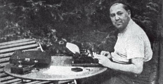 Vítězslav Nezval: Názorově přelétavý básník a klavírista, který se stal vůdčí osobností českého surrealismu