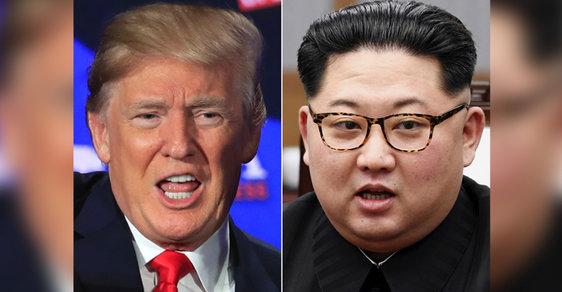 Společné jednání mezi Trumpem a Kimem mělo proběhnout v Singapuru