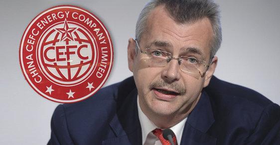 Jaroslav Tvrdík, odvolaný místopředseda představenstva CEFC