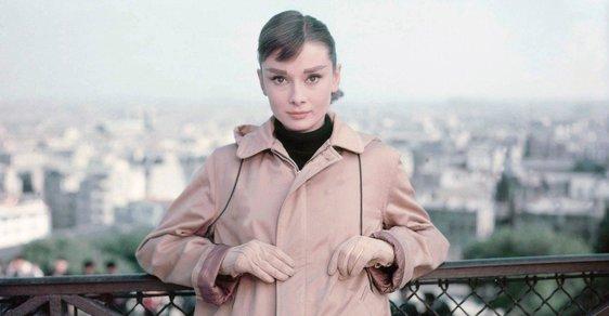 Oscarová herečka Audrey Hepburnová změnila Hollywood. Život britské krásky ale nebyl jednoduchý