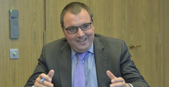 Bývalý guvernér České národní banky Miroslav Singer
