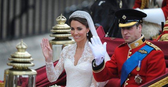 10 nejdražších svateb v historii, stály stovky miliónů korun. Koho trumfne princ Harry a Meghan?