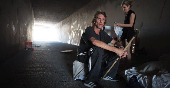 Město pod městem. Stovky lidí žijí v kanalizaci pod Las Vegas