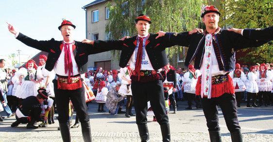 Slovácký lidový tanec verbuňk aneb Když je verbíř dobře rozený