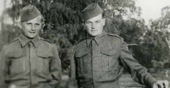 Dva parašutisty, kteří proti nacistické přesile bojovali v kryptě kostela, historici patrně roky zaměňovali
