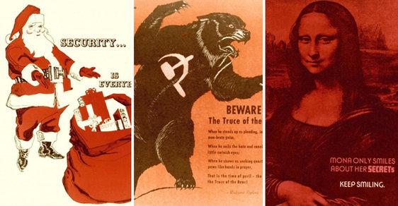 Propaganda po americku: Takhle vláda USA bojovala proti všudypřítomným sovětským agentům