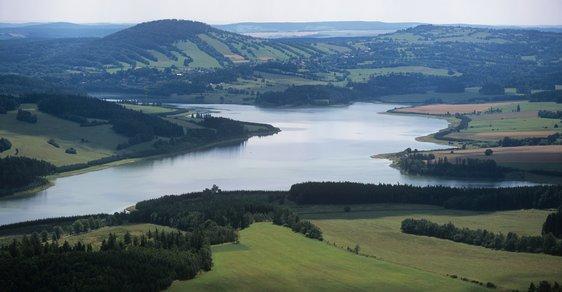 ČR potřebuje další přehrady, pomůžou proti povodním i suchu. Odpor proti betonu je u nich úplný nesmysl