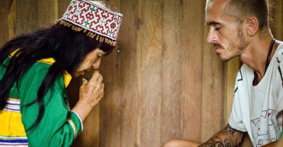 Evropané v Peru vyhledávají šamany kvůli spirituálnímu zážitku