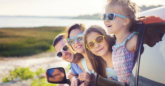 Cestování s dětmi: Výzva i šance na nové zážitky, chce to ale dobrý plán