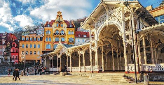 Tryskající poklady Karlových Varů aneb 81 léčivých pramenů slavného lázeňského města
