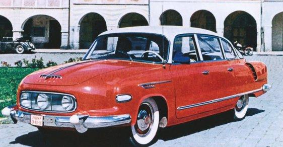 """Tatra 603: Legendární """"šestsettrojka"""" vznikla navzdory příkazům ze SSSR a dodnes budí ve světě obdiv"""