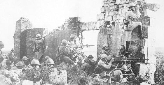 Druhá bitva na Marně: 18. července 1918 nastal definitivní přelom v tažení na západní frontě