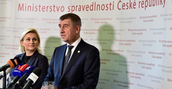 Andrej Babiš uvedl Taťánu Malou do funkce ministryně spravedlnosti