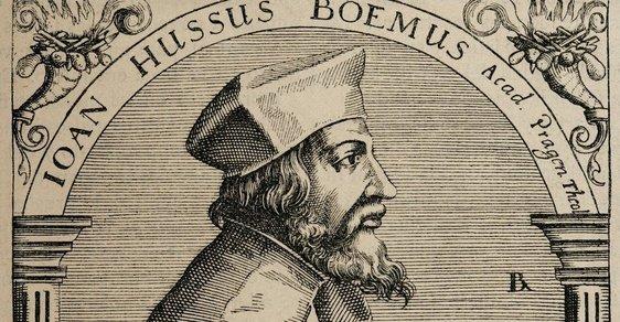 Mistr Jan Hus: Plodný autor, z něhož by feministky omdlely. Před 605 lety skončila na hranici velká osobnost