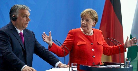 Angelo, neodcházejte! Jak Němci pomohli Orbánovi vybudovat neliberální demokracii