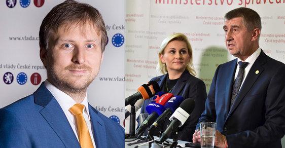 Novým ministrem spravedlnosti se má stát právník Kněžínek