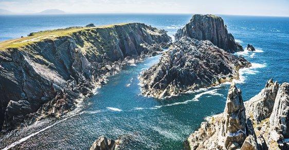 Nejlepší místa připojení Irsko