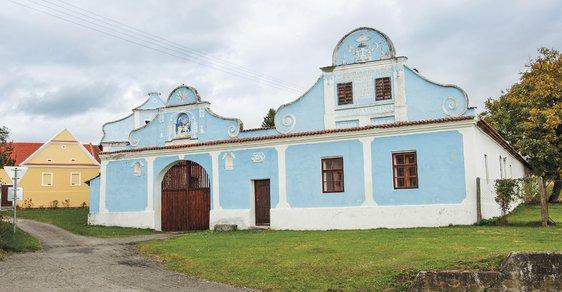 Za jedinečnými architektonickými skvosty jižních Čech aneb Tour de selské baroko