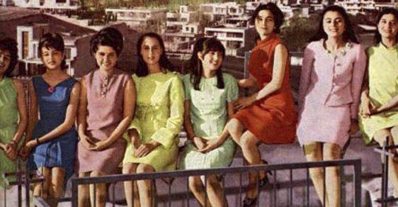 Miss Írán: Těžko uvěřit, ale i v této tvrdě islámské zemi kdysi probíhaly soutěže o nejkrásnější dívku