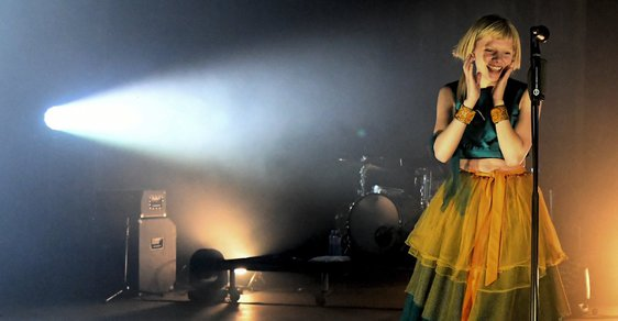 Zpěvačka Aurora: Češi jsou mé spřízněné duše