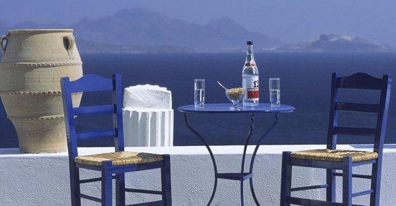 K Řecku patří Ouzo a Makedonie