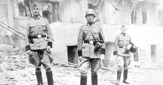 Ojedinělá série fotografií Lidic: 30. léta, nacistický masakr a doba po tragédii
