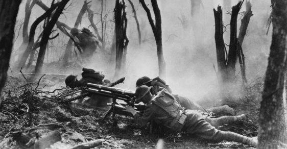 Nejkrvavější válečný střet v dějinách USA? Opomíjená másko-argonská bitva před koncem první světové války