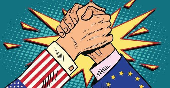 10 rozdílů mezi USA a EU